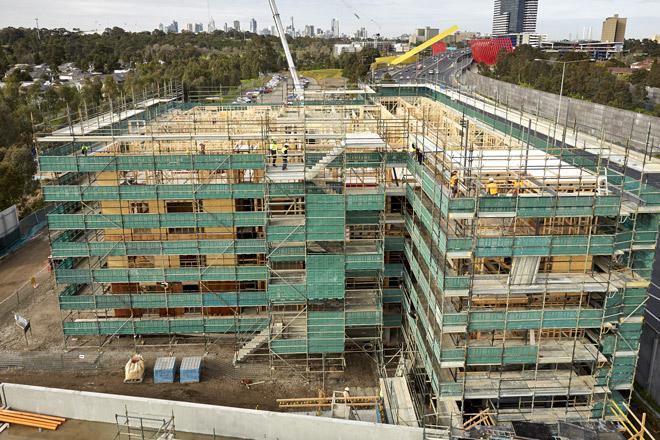 P1_Australand_Parkville_Construction_039